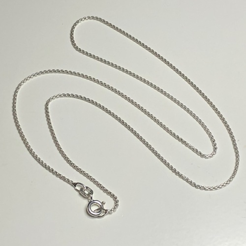 Sterling Silver Box Chain | SilverTales | Hand Crafted Jewellery