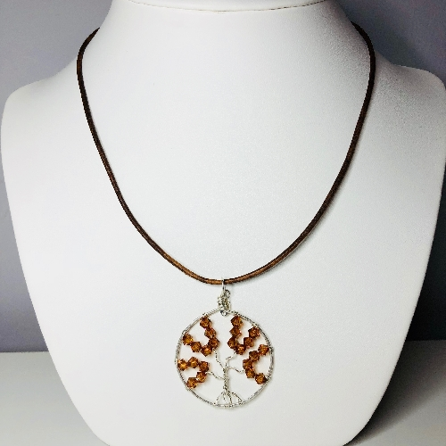 Tree of Life - Autumn | SilverTales | Hand Crafted Jewellery