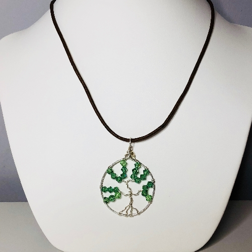 Tree of Life - Spring | SilverTales | Hand Crafted Jewellery